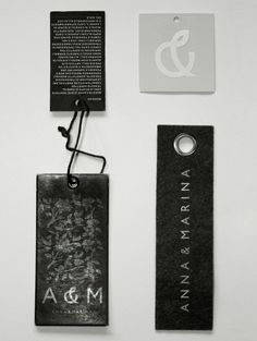 stunning logo and swing tag designs