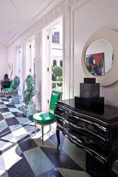 Beverly Hills #kellywearstler #interior #design