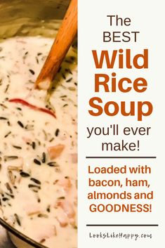 The Best Wild Rice S
