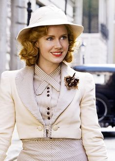 Delysia Lafosse - Amy Adams in Miss Pettigrew Lives for the Day (2008).