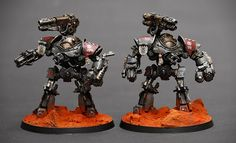 Mechanicum Legio-Cybernetica Castillax Assault-Automata