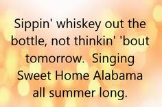 Kid Rock - All Summer Long - song lyrics, song quotes, songs, music lyrics, music quotes,