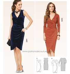 Burda Sewing Pattern 6829