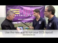 Mike Wolf From MTH Talks About The New HO Gevo And DCS Wifi App