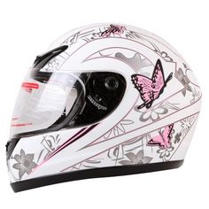 MATTE WHITE PINK BUTTERFLY FULL FACE MOTORCYCLE HELMET DOT (Small) IV2,http://www.amazon.com/dp/B005Y5TW00/ref=cm_sw_r_pi_dp_VvLCtb0Y48HPJPGZ