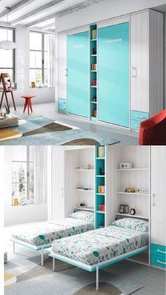 Wall Beds Ecuador  Ideas de decoración para dormitorios pequeños 6785a5a8df55