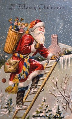 19 Vintage Christmas Cards That Will Make You Nostalgic for Holidays Past - CountryLiving.com