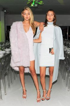 Jetset People   Gigi Hadid and Yolanda Foster
