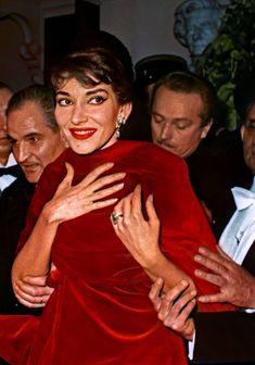 Maria Callas - Paris (1958)