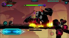 Hero Legend Shadow Stickman is a Android Free-to-play, Action Multiplayer Game featuring multiple game mode (arcade / challenge).
