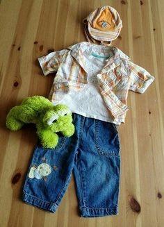 Kaufe meinen Artikel bei #Mamikreisel http://www.mamikreisel.de/kleidung-fur-jungs/sets-and-kleidungspakete/37092799-sommer-draussen-set-fur-jungs-und-madels