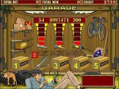 БОНУС игры в казино онлайн! Игровой автмат ГАРАЖ (GARAGE)