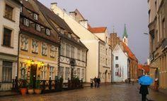 Tallinnan hotellihuoneiden keskihinta on noussut.