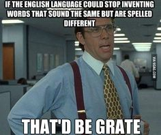 As an English teacher, I love it!