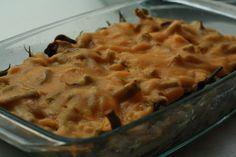 Veselé Borůvky: Zapečené fazolové lusky