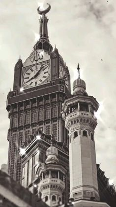 Mekkah dan keindahannya 🖤 by #cipasyarifah