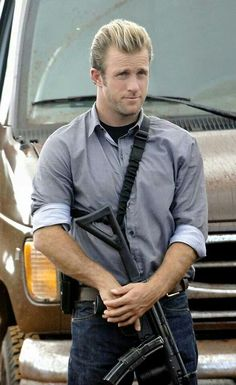 Scott hawaii five o