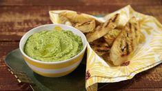 Michael Symon's Spring Pea Hummus