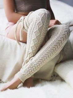 Solid knitted Stockings – linenlooks over knee socks outfit winter,black knee high socks,over the knee suede, socks booties outfit Booties Outfit, Socks Outfit, Over Knee Socks, Knee High Socks, Boot Toppers, Evening Dresses With Sleeves, Maxi Dress With Sleeves, Maxi Dresses, Over The Knee