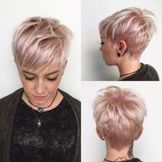 100 Mind-Blowing Short Hairstyles for Fine Hair Choppy Tousled Pixie Hairstyle The post 100 Mind-Blowing Short Hairstyles for Fine Hair appeared first on Daily Shares. Short Shag Haircuts, Haircuts For Fine Hair, Pixie Hairstyles, Short Hairstyles For Women, Cool Hairstyles, Latest Hairstyles, Hairstyle Short, Medium Hairstyles, Latest Short Haircuts