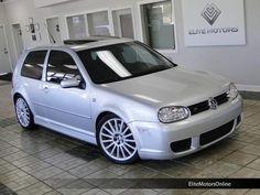 2004 VW R32