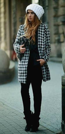Coat Mohito Bag Parfois  Cap StaffbyMaff
