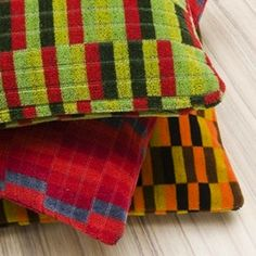 Design Your Own London Transport Moquette cushion