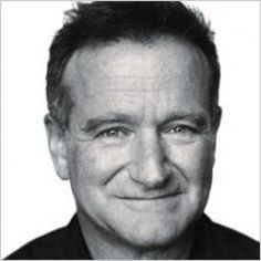 Robin Williams.  Though I doubt we would ever get past the wine and apps.