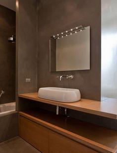 #bathroom #wood #modern #minimalist