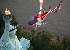 nyc helicopter ride