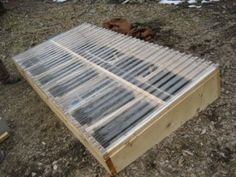 Seed-Starting 101: The Quick-and-Easy Cold Frame