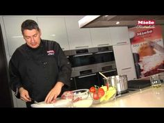 Bácskai rizseshús - YouTube Hungarian Recipes, Hungarian Food, Chef Jackets, Youtube, Cilantro, Easy Meals, Hungarian Cuisine, Youtubers, Youtube Movies