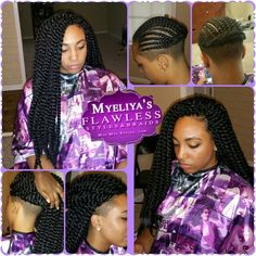 Crochet Braids Untwisted : untwisted her crochet Havana Twist Hair/Braids Pinterest Crochet ...