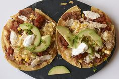 Versatile Bird recipes including Tex Mex Pizza, Apple Grilled Cheese and Polenta Bowl from Runners World. Healthy Pizza, Healthy Eating Recipes, Healthy Dishes, Healthy Chicken Recipes, Healthy Meals, Delicious Recipes, Tasty, Fast Easy Meals, Easy Weeknight Meals