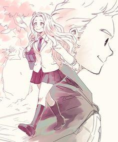 Characters: Eri, Mirio Togata