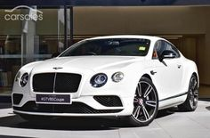 2017 Bentley Continental GT V8 S Auto 4x4 MY17