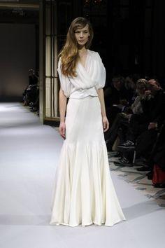 Dany Atrache via @lingerieaddict // This silhouette is gorgeous. (JuliannaRae.com)