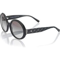 Chanel sunglasses.