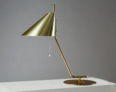 Table lamp designed by Hans-Agne Jakobsson, — Modernity