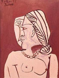 Pablo Picasso, 1953