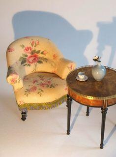 Make an armchair