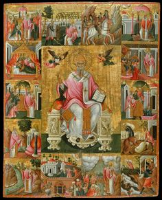 The Life of a Saint through Iconography: Saint Spyridon    View all icons: http://catalogueofstelisabethconvent.blogspot.com.by/2017/12/the-life-of-saint-through-iconography.html    #CatalogOfGoodDeeds #OrthodoxBlog
