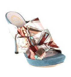 Emilio Pucci Womens Shoes