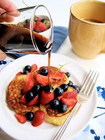 The Bojon Gourmet: Plow's Ricotta Pancakes