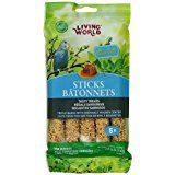 Living World Budgies Honey Treat Sticks, 5.3-Ounce ** You can find more details by visiting the image link.