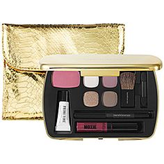 bareMinerals - Fired Up™ Set  #sephora LOVE THIS SET.....maybe Santa will bring it to me. I've been a very very good girl!