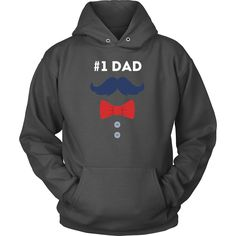 Number One Dad Father's Day T Shirt