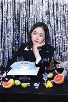 South Korean Girls, Korean Girl Groups, Short Hair Trends, Sinb Gfriend, Cloud Dancer, G Friend, Ultra Violet, Kpop Girls, Pin Up