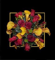 Wedding Red Rose Bouquet