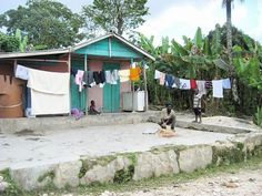 House in Thiotte, Haiti - setting for Pearl of the Caribbean, second Island Legacy Novel. Haiti And Dominican Republic, Caribbean, Pearl, Island, Country, House, Bead, Rural Area, Home